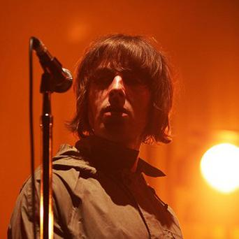 Liam Gallagher's new band Beady Eye are to release a cover of Beatles classic Across The Universe