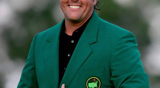 Phil Mickelson Photo: Reuters