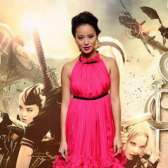 Jamie Chung got on well with her Hangover co-stars