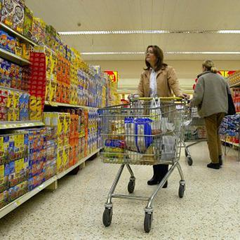 Shopping regularly may help older people live longer, researchers have said