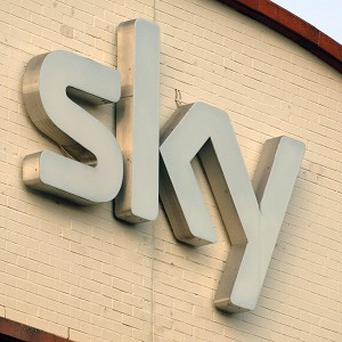 Sky will next month show previously unseen 3D footage of the Second World War