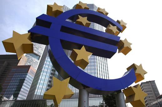 ECB: increased base rate to 1.25pc from record low of 1pc. Photo: Getty Images