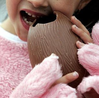 Officials in Brazil have launched Operation Easter to verify the size and weight of chocolate eggs
