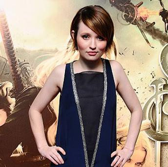 Emily Browning stars in Sucker Punch