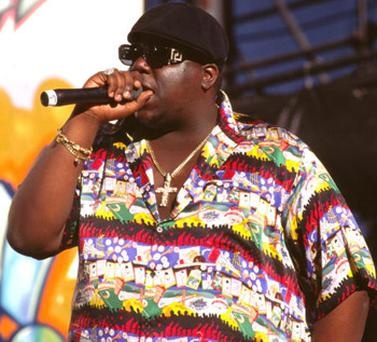 Rapper Notorious B.I.G was shot dead in his prime. Photo: Getty Images