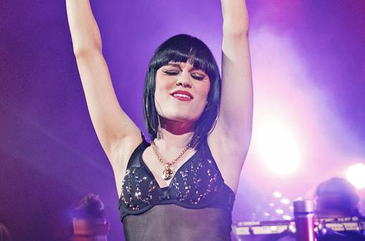SHOCK: Jessie J said 'unconscious girls' were trampled on at the Trinity Ball inside the college grounds.