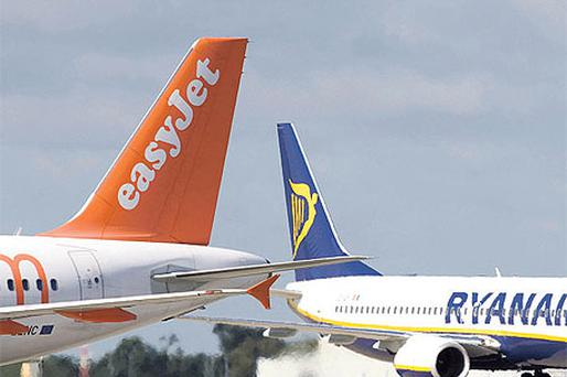 Ryanair and Easyjet have both been at the centre of rows over airport subsidies