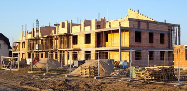 PMI figures show the construction sector continued to grow in July Photo: Thinkstock