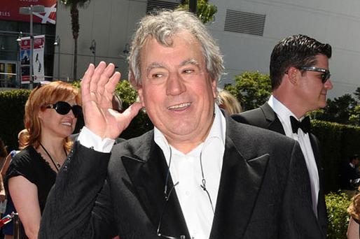 Terry Jones was one of the six members of Monty Python, alongside John Cleese, Michael Palin, Graham Chapman, Terry Gilliam and Eric Idle. Photo: Getty Images