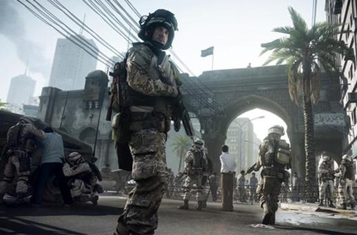 It looks like Battlefield 3 will know when to slow the pace, serving up some atmospheric quieter moments