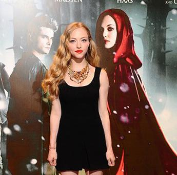 Amanda Seyfried has confessed she was terrified of fairytales as a child