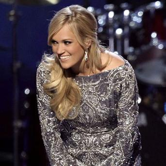 Carrie Underwood has been talking about her first big screen role