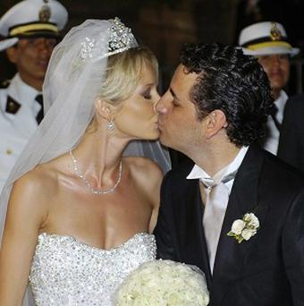 Tenor Juan Diego Florez performed to a worldwide audience before rushing home to his wife Julia to help her give birth