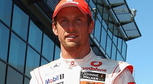 Jenson Button Photo: Getty Images
