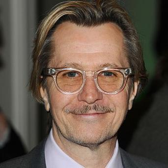 Gary Oldman says some of the inspiration for his Red Riding Hood character came from Margaret Thatcher