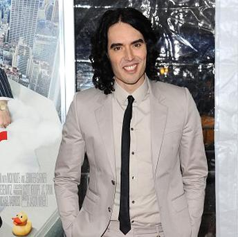 Russell Brand has two films in the top three at the US box office