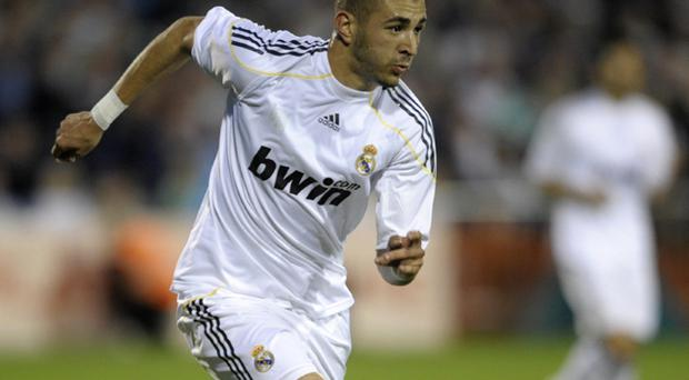 Karim Benzema Photo: Getty Images