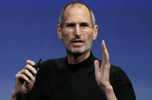 Apple chief executive Steve Jobs. Photo: Getty Images