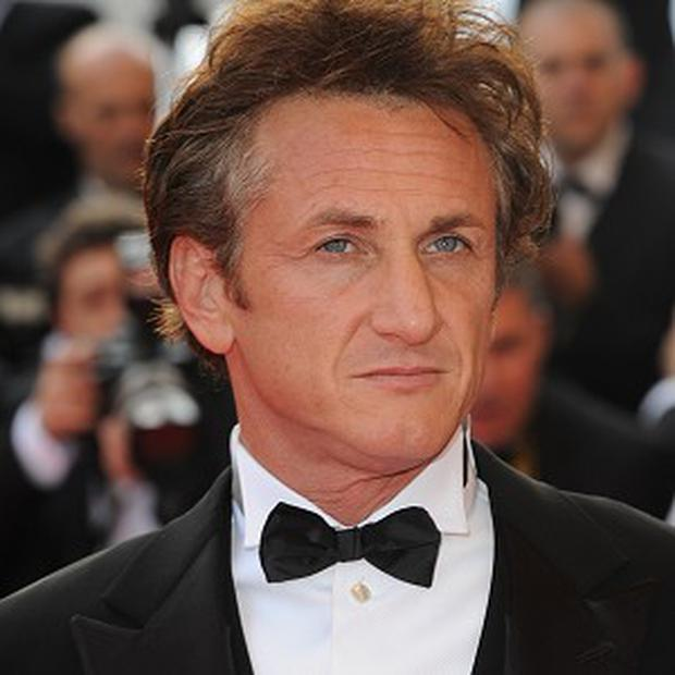 Sean Penn is reportedly set to star alongside Christian Bale in The Last Photograph