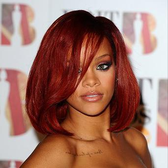Rihanna's raunchy hit has been remixed featuring Britney Spears