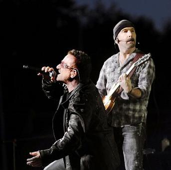 U2 are now responsible for the most successful concert tour ever