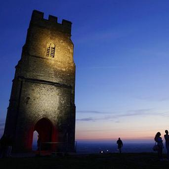 For centuries Glastonbury in Somerset has been one of Britain's most prominent religious sites