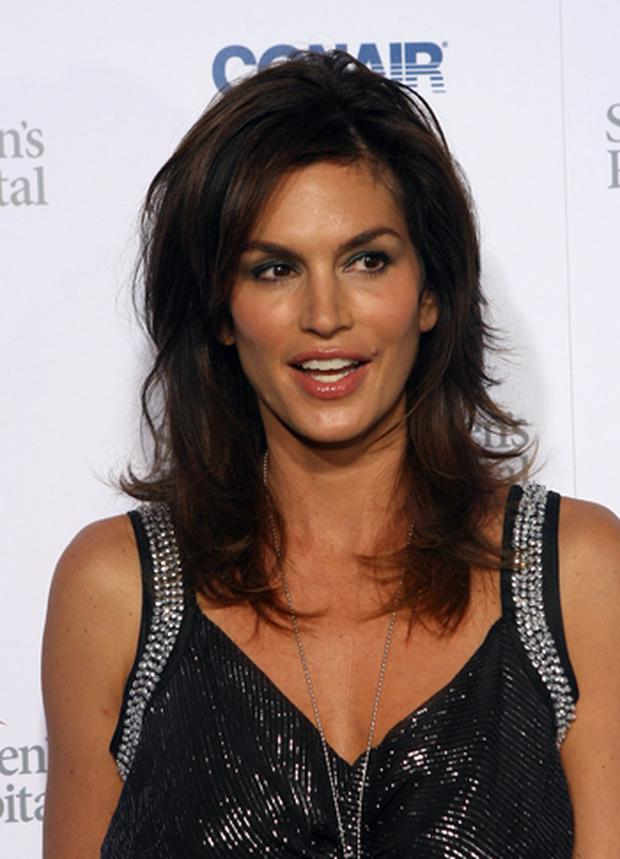 Cindy Crawford. Photo: Getty Images