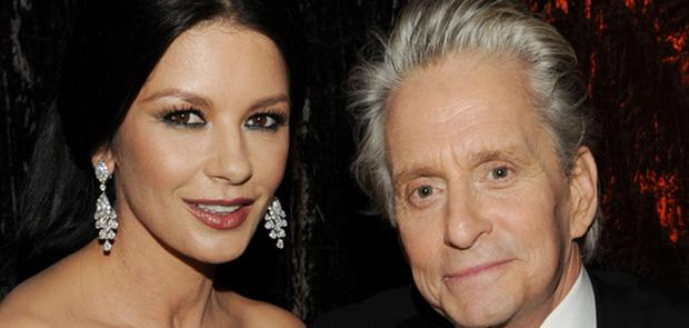 Catherine Zeta-Jones sought help after stress of husband Michael Douglas's cancer