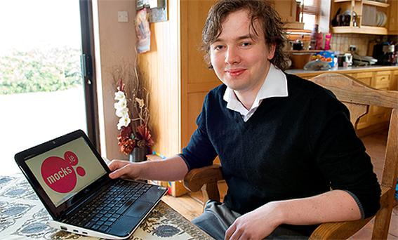 Straight-A student Cillian Fahy is now working for exam preparation website www.mocks.ie