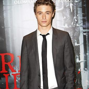 Max Irons says he wouldn't want too much attention