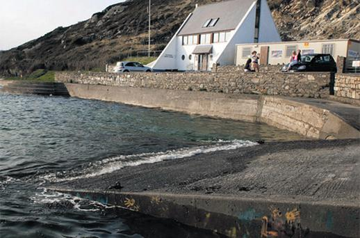 Clifden beach in Galway does not meet basic water quality standards