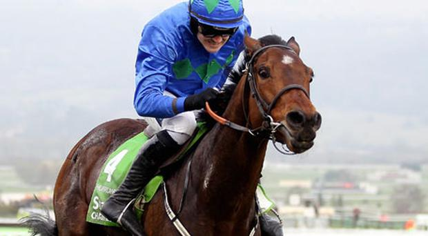 Hurricane Fly ridden by Ruby Walsh. Photo: Getty Images