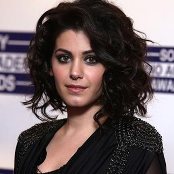 Singer-songwriter Katie Melua is back on tour again