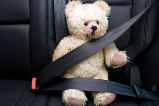 'If your child's car restraint is not fitted correctly, it could lead to serious injury or even death in the event of a collision'