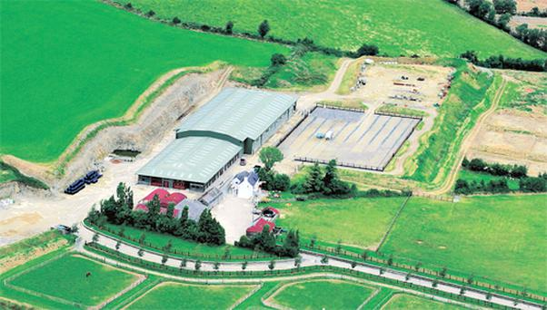 The selling agents expect big things for this 40ac equestrian site including stables, arenas and paddocks