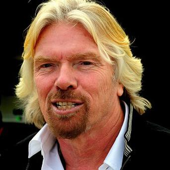 Sir Richard Branson is to have his legs shaved for charity