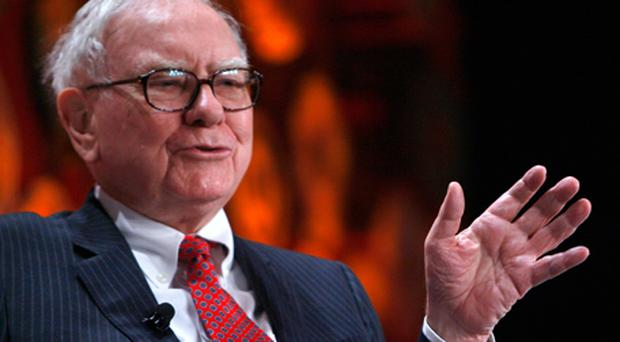 The bank bought back $5bn of preferred shares from Warren Buffett's Berkshire Hathaway in the quarter, resulting in a onetime charge of $1.64bn. Photo: Getty Images