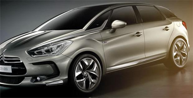 Citroen recently unveiled the DS at the Shanghai Motor Show