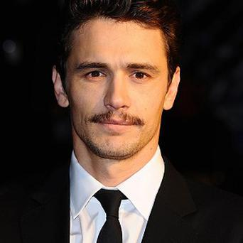 James Franco will star with Winona Ryder in The Stare