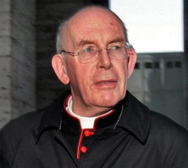 The Catholic Primate of All Ireland, Cardinal Sean Brady. Photo: Steve Humphreys