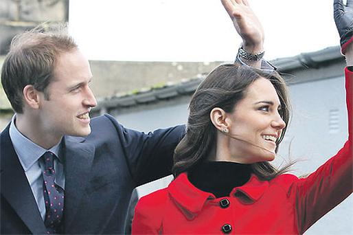 Prince William and Kate Middleton: Kate has as much reason to be terrified as excited