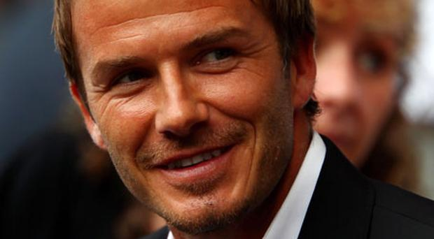 David Beckham continues to dominate the list of highest-paid players. Photo: Getty Images