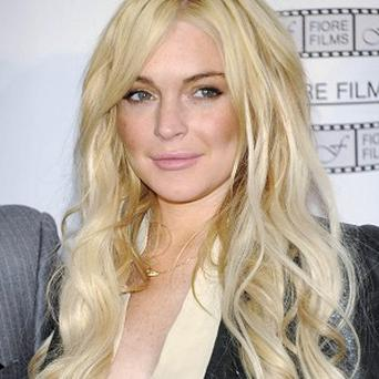 Lindsay Lohan is to star in a film about one of New York's fabled mafia families (AP)