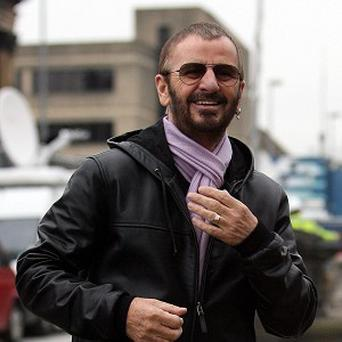 Ringo Starr was born and bred in the city of Liverpool