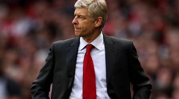 Arsene Wenger will have a budget of around £40m this summer. Photo: Getty Images