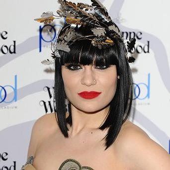Jessie J was at the Brit School with chart mate Adele