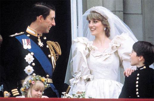 DIFFERENT ENDING: In the fictional version of life, Princess Diana manages to escape Prince Charles but not the paparazzo, despite having plastic surgery