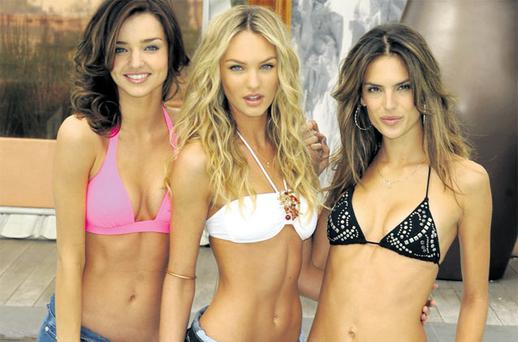 Summer's coming: if you want to get in shape for bikini season - like models Miranda Kerr, Candice Swanepoel and Alessandra Ambrosio – you'll need to limit sugar in your diet