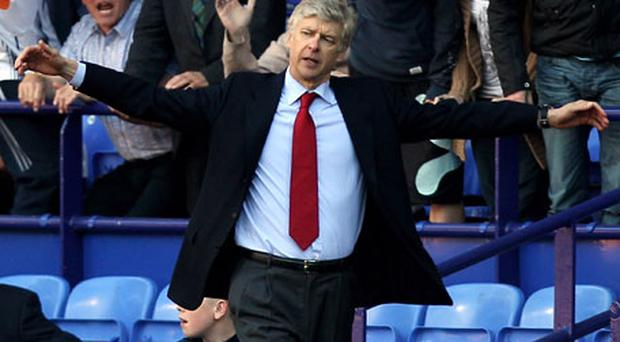 Arsene Wenger has some tough decisions to make as he reflects on Gunners' implosion. Photo: Getty Images