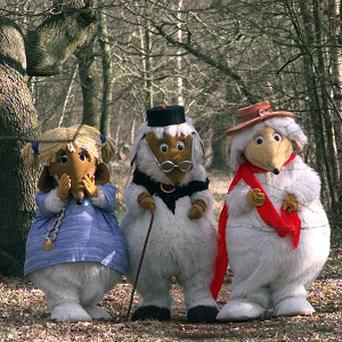The Wombles are reforming to play the Avalon Stage at Glastonbury on June 26